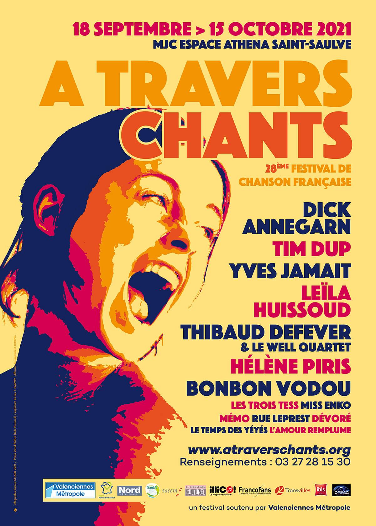 Festival A Travers Chants 2021