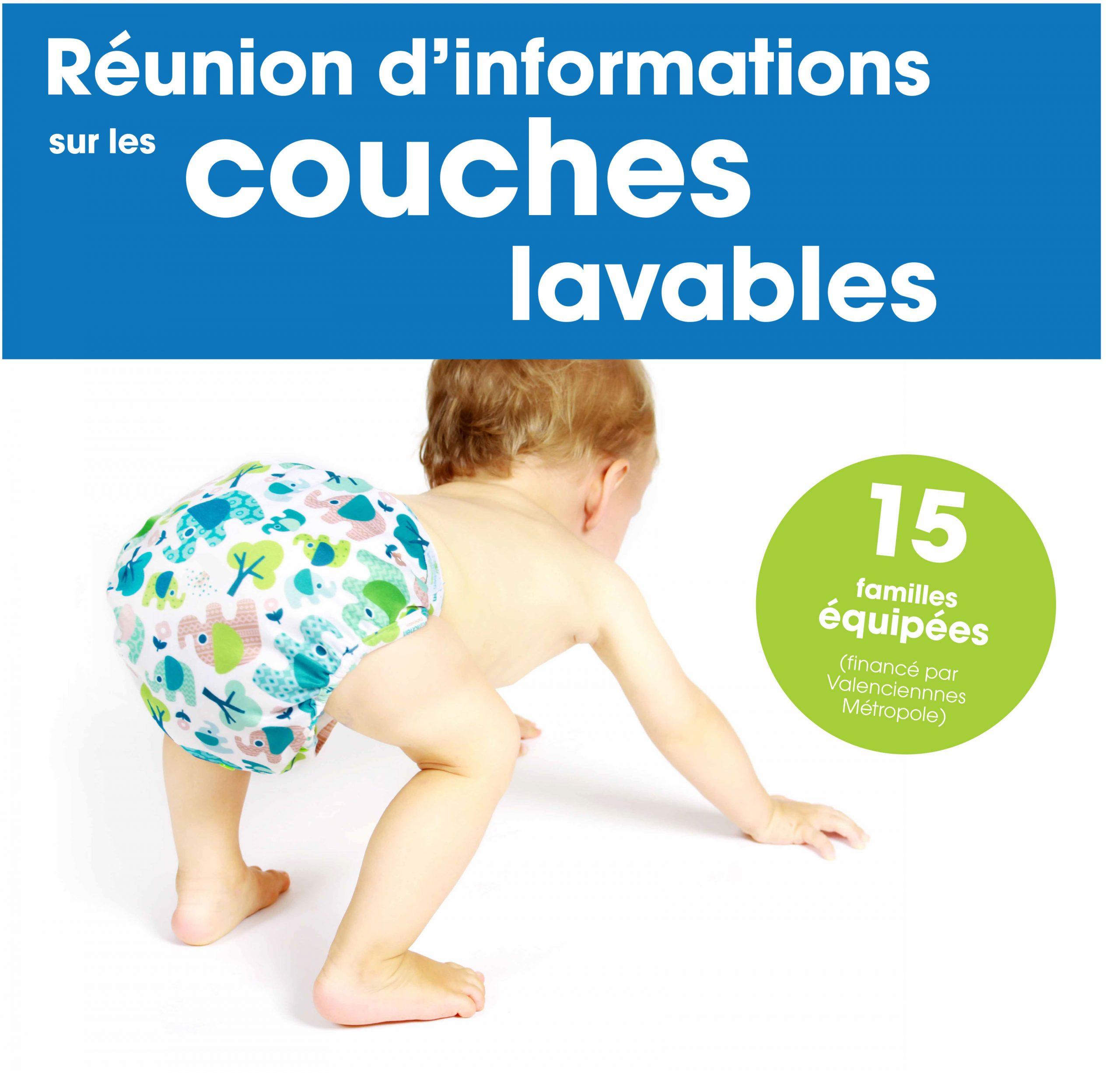 Des couches lavables pour bébé ? On vous dit tout !